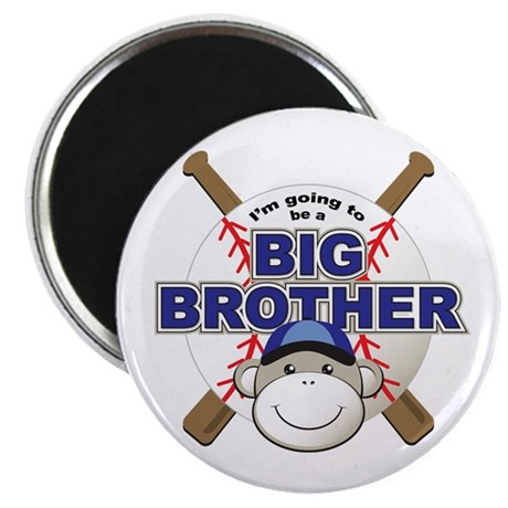 Big Brother To Be Baseball Magnet