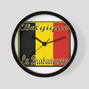 La Brabancanne Wall Clock