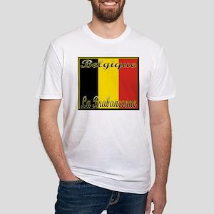 La Brabancanne Fitted T-Shirt