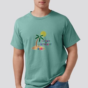 Life Begins at Retirement, Tropical T-Shirt