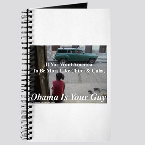 """""""Obama Is Your Guy?"""" Journal"""