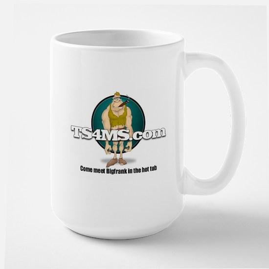 hot tub cigar logo Mugs