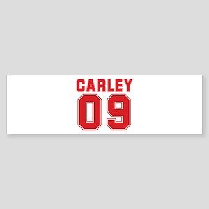 CARLEY 09 Bumper Sticker