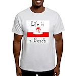 lifes_abeach_red T-Shirt