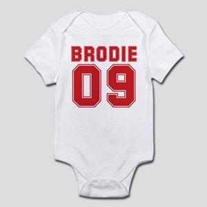 BRODIE 09 Infant Bodysuit