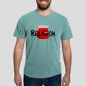 Religion Brainwashing D Mens Comfort Colors® Shirt