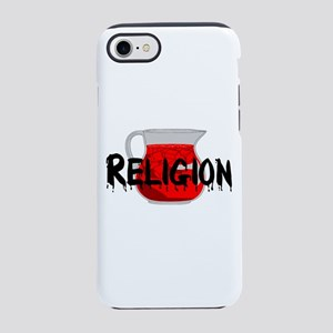 Religion Brainwashing Drink iPhone 8/7 Tough Case