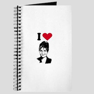I Love Sarah Palin Journal
