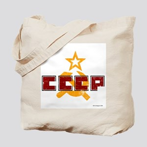 Inspired by the Soviet Era Tote Bag