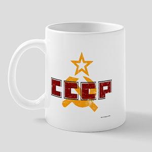 Inspired by the Soviet Era Mug