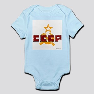 Inspired by the Soviet Era Infant Creeper