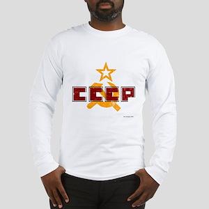 Inspired by the Soviet Era Long Sleeve T-Shirt