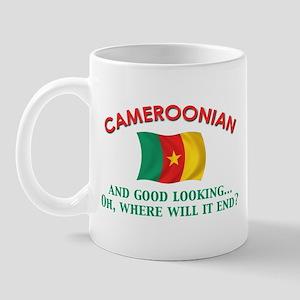 Good Lkg Cameroonian Mug