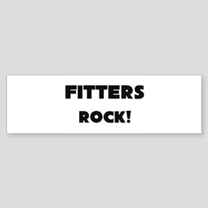 Fitters ROCK Bumper Sticker