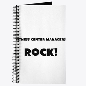 Fitness Center Managers ROCK Journal