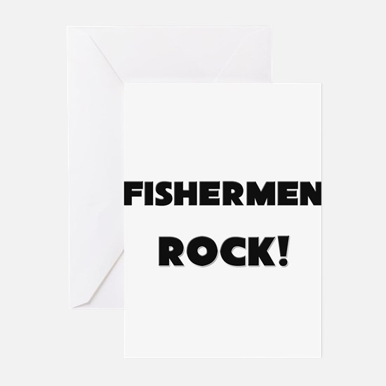 Fishers ROCK Greeting Cards (Pk of 10)