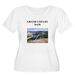 grand coulee dam gifts and t- T-Shirt