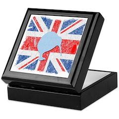 British Kiwi Keepsake Box