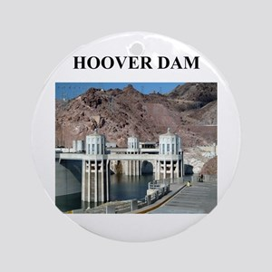 hoover dam gifts and t-shirts Ornament (Round)