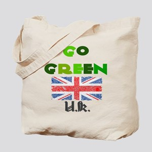 Go Green UK Reusable Tote Bag
