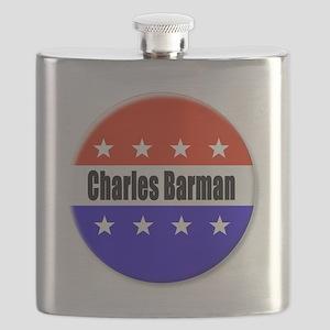 Charles Barman Flask