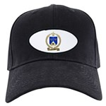 GAUTHIER Family Crest Black Cap