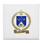 GAUTHIER Family Crest Tile Coaster