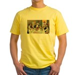 Good Thanksgiving Wishes Yellow T-Shirt