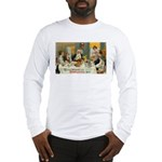Good Thanksgiving Wishes Long Sleeve T-Shirt