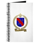 GAREAU Family Crest Journal