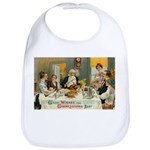 Good Thanksgiving Wishes Bib