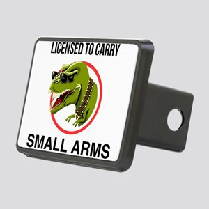T-Rex licensed to carry sm Rectangular Hitch Cover