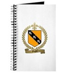 GAGNE Family Crest Journal