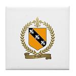GAGNE Family Crest Tile Coaster
