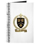 FRIGON Family Crest Journal