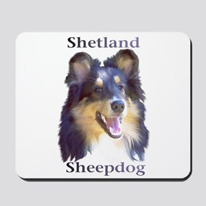 Shetland Sheepdog Mousepad