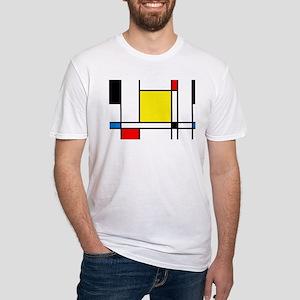 Mondrian Lines T-Shirt