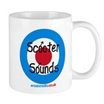 Scooter Sounds Mug Mugs