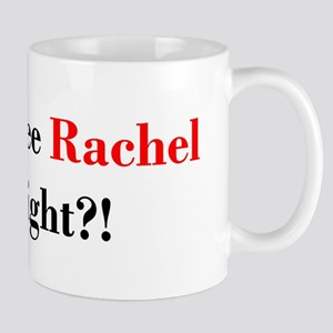 Rachel Fan 11 oz Ceramic Mug
