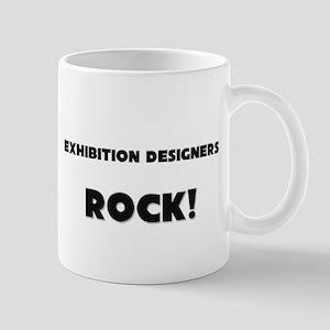 Exhibition Designers ROCK Mug