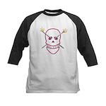 Born 2 knit Kids Baseball Jersey