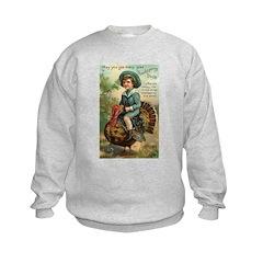 Glad Thanksgiving Sweatshirt