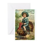 Glad Thanksgiving Greeting Cards (Pk of 10)
