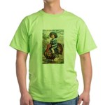 Glad Thanksgiving Green T-Shirt