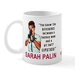 Sarah Palin - The Difference Mug
