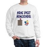 Home Sweet Homeschool Sweatshirt