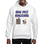 Home Sweet Homeschool Hooded Sweatshirt