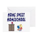 Home Sweet Homeschool Greeting Cards (Pk of 20)