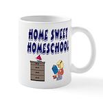 Home Sweet Homeschool Mug