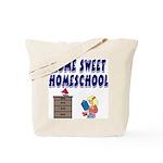 Home Sweet Homeschool Tote Bag